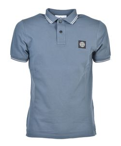 Stone Island | Logo Polo Shirt