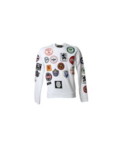 Dsquared2 | Cotton Sweater Patch Allover
