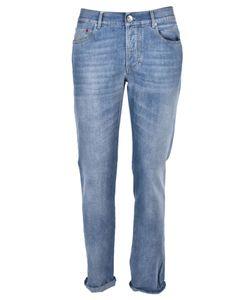 Brunello Cucinelli | Slim Fit Jeans