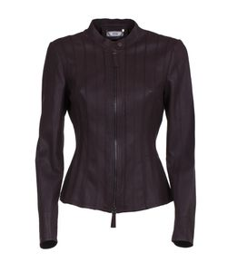 Desa | Fitted Leather Jacket