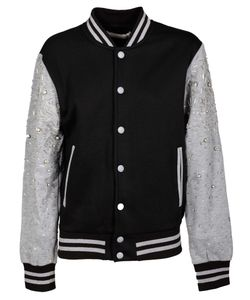 Night Market | Varsity Bomber