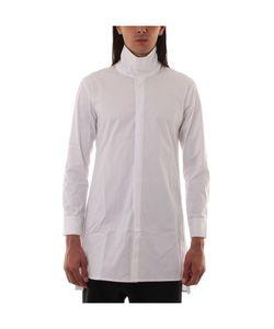 D.Gnak   High Neck Zip Shirt