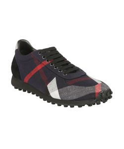 Burberry Prorsum | Checked Sneakers