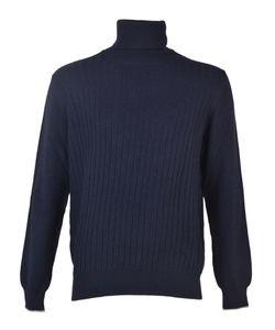 Barba | Rolled Collar Sweater