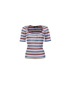 DSquared² | Colors Striped Shirt In Lurex