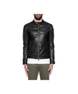 Dondup | Biker Leather Jacket