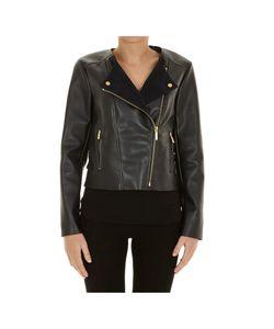 Michael Kors   Eco Leather Jacket