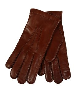 Restelli | Hand-Stitched Nappa Leather Gloves