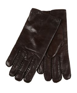Restelli | Nappa Hand-Stitched Leather Gloves