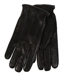 Restelli | Deer Gloves With Vertical Cords