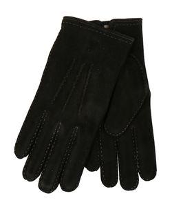 Restelli | Suede Deer Gloves