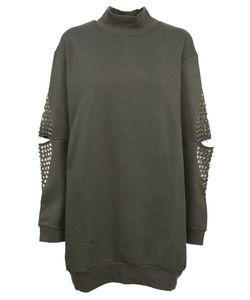 Gaelle Bonheur   Studded Sweatshirt