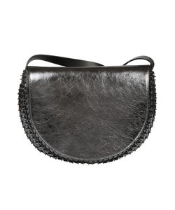 Paco Rabanne | Crackled Shoulder Bag