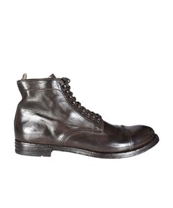 Officine Creative | Anatomia Lace Up Boots