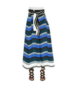 Fendi | Color Block Magnetic Waves Trousers