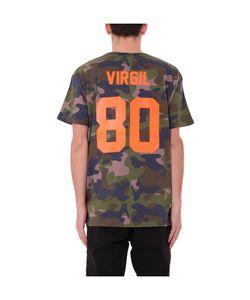 Les ArtIsts   Tee Football Virgil