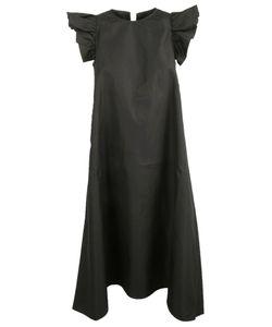 Sofie D'hoore | Frilled Sleeves Fla Dress