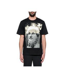 Neil Barrett | Maximus Einstein Print Jersey T-Shirt