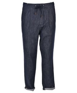 Brunello Cucinelli | Drawstring Trousers