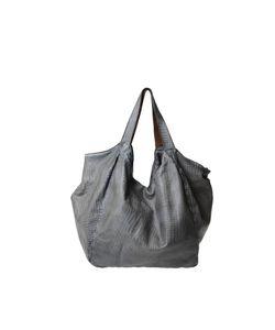 Numero 10   Grained Leather Bag