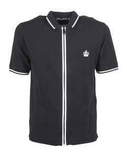 Dolce & Gabbana | Embroide Crown Polo Shirt