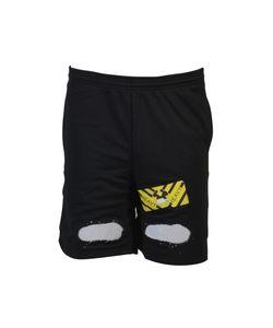 Off-White | Diagonal Spray Printed Shorts