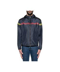 Fendi | Zigzag Print Hooded Jacket