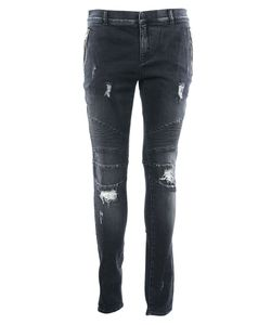 Balmain | Distressed Jeans