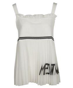Each X Other | Pleated Sleeveless Dress