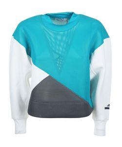Adidas by Stella McCartney | Neoprene Color Block Sweatshirt