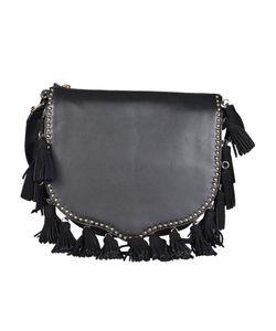 Rebecca Minkoff | Large Multi-Tassel Shoulder Bag