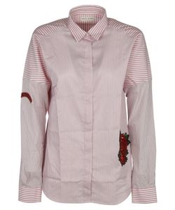 Each X Other | Embroide Striped Shirt