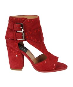 Laurence Dacade   Deric Cut-Off Boots