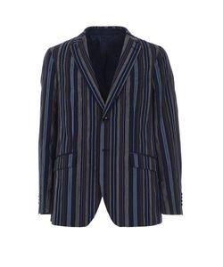 Etro | Striped Jacquard Jacket