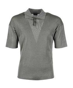 Jil Sander | Silk Polo Shirt