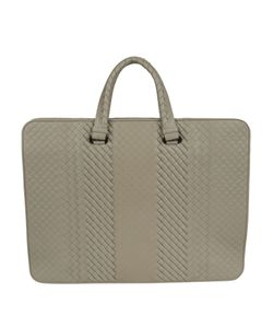 BOTTEGA VENETA | Leather Briefcase