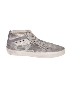 Golden Goose | Mid Star Hi-Top Sneakers