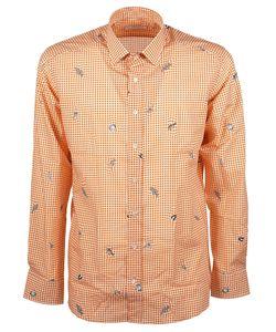 Etro | Embroide Detail Shirt