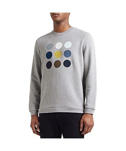 Kin by John Lewis | Logo Sweatshirt Marl