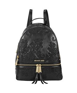 Michael Michael Kors | Rhea Leather Lace Medium Backpack