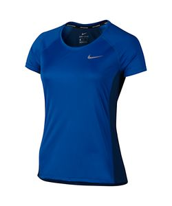 Nike | Dry Miler Contrast Colour Running Top