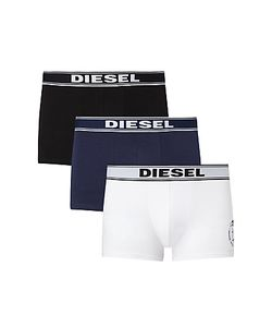 Diesel | Shawn Mohawk Print Trunks Pack Of 3 /Navy/