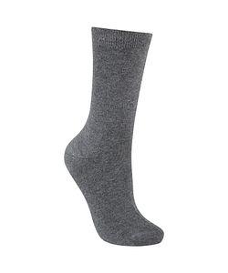 John Lewis   Egyptian Cotton Ankle Socks Pack Of 2