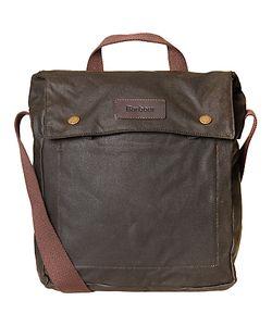 Barbour   Waxcot Balloch Flight Bag Olive