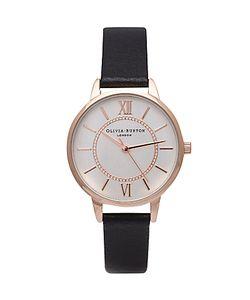 Olivia Burton | Womens Wonderland Leather Strap Watch