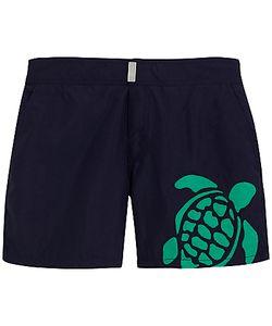 Vilebrequin | Meperfo Laser Cut Turtle Swim Shorts