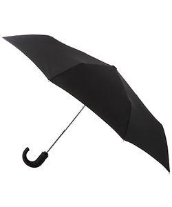 Totes | Wonderlight Auto Open/Close Crook Umbrella