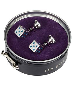Ted Baker | Dice Cufflinks