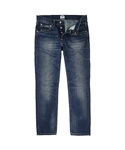 Edwin | Ed-55 Relaxed Tape Jeans Deep Denim Grime Dirt Wash