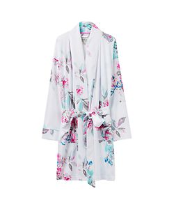Joules | Serena Print Dressing Gown